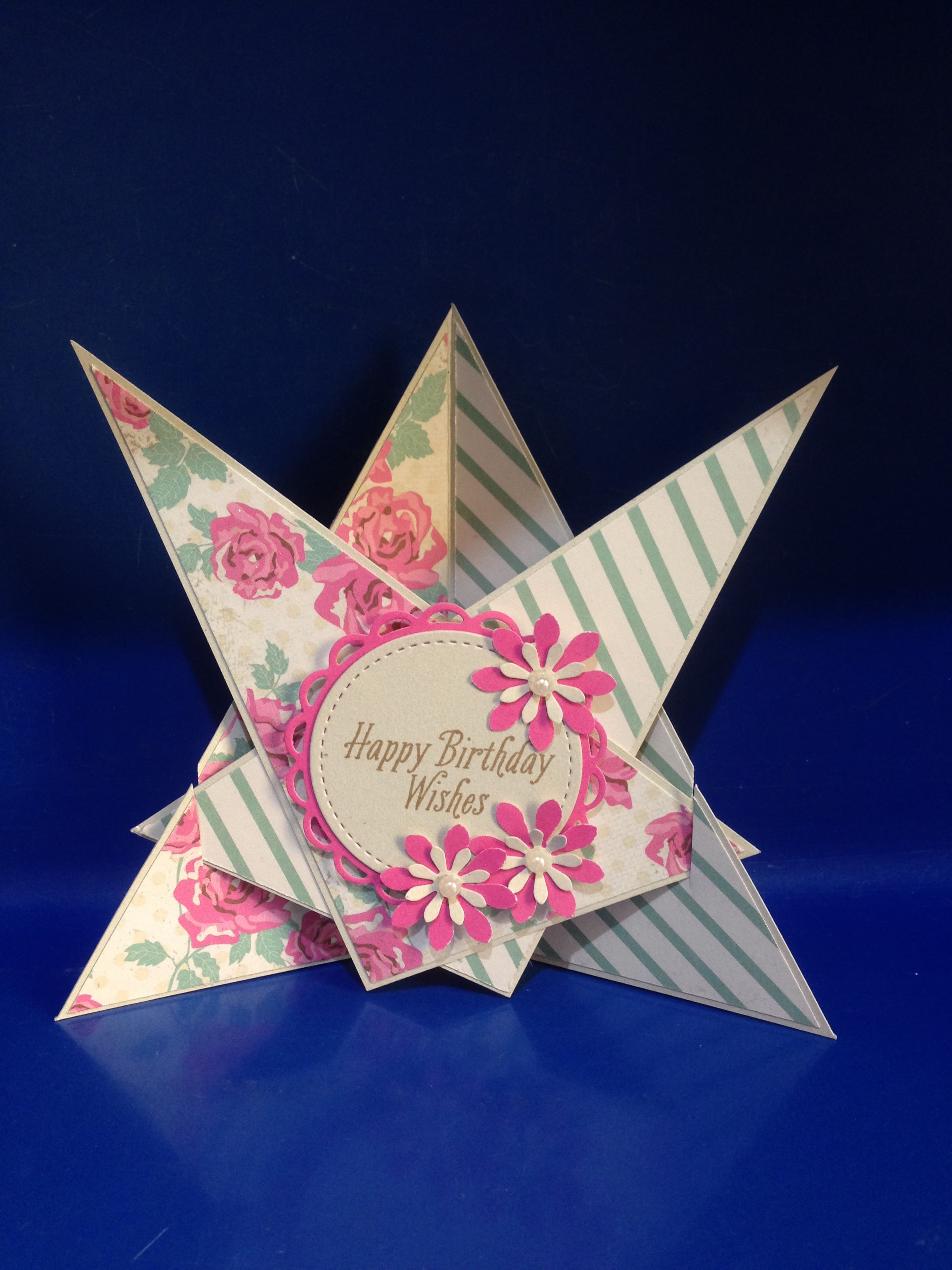 Star Effect Card Apparently First Person To Make One Of These Type