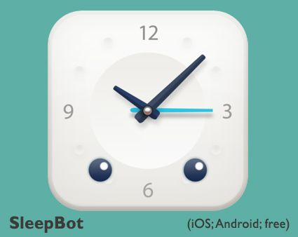 """These may be more useless """"snake oil"""" products but they may be worth a try...or not...you decide.  SleepBot App"""