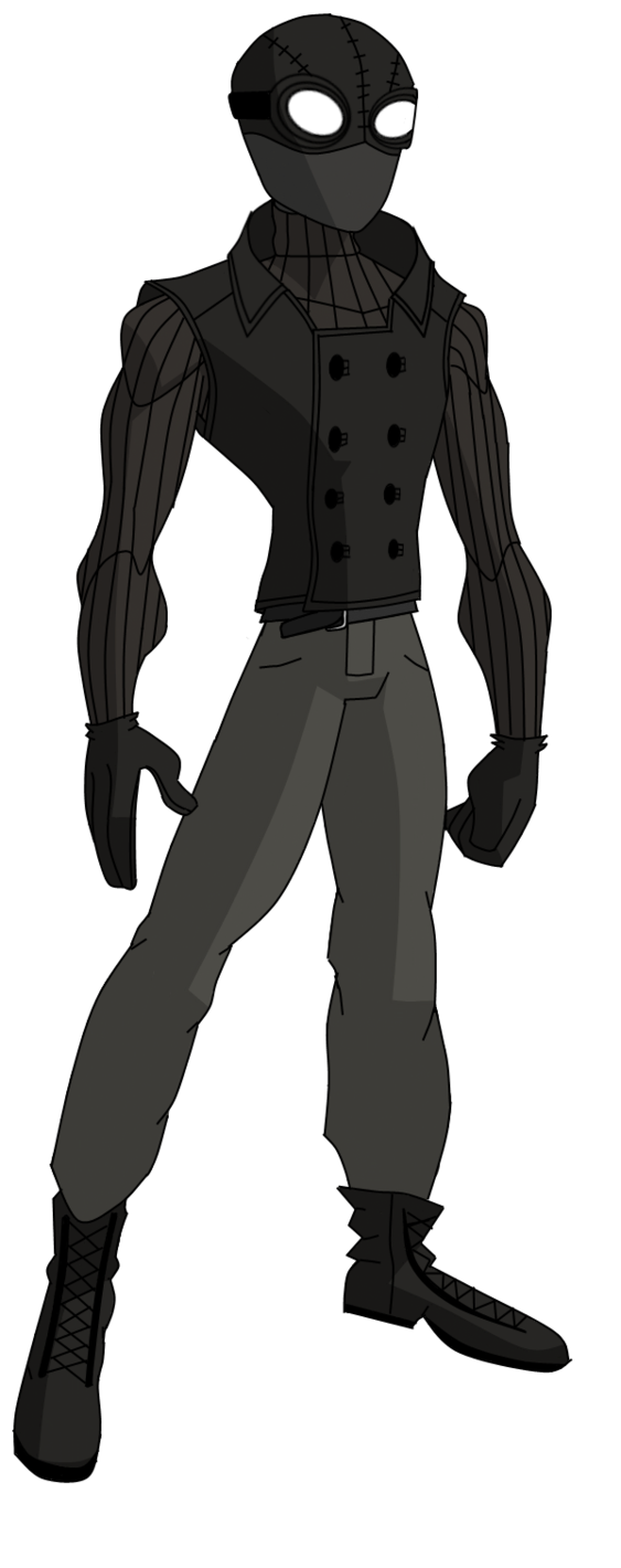 The spectacular spider man noir by valrahmortem on - Best spider man noir comics ...