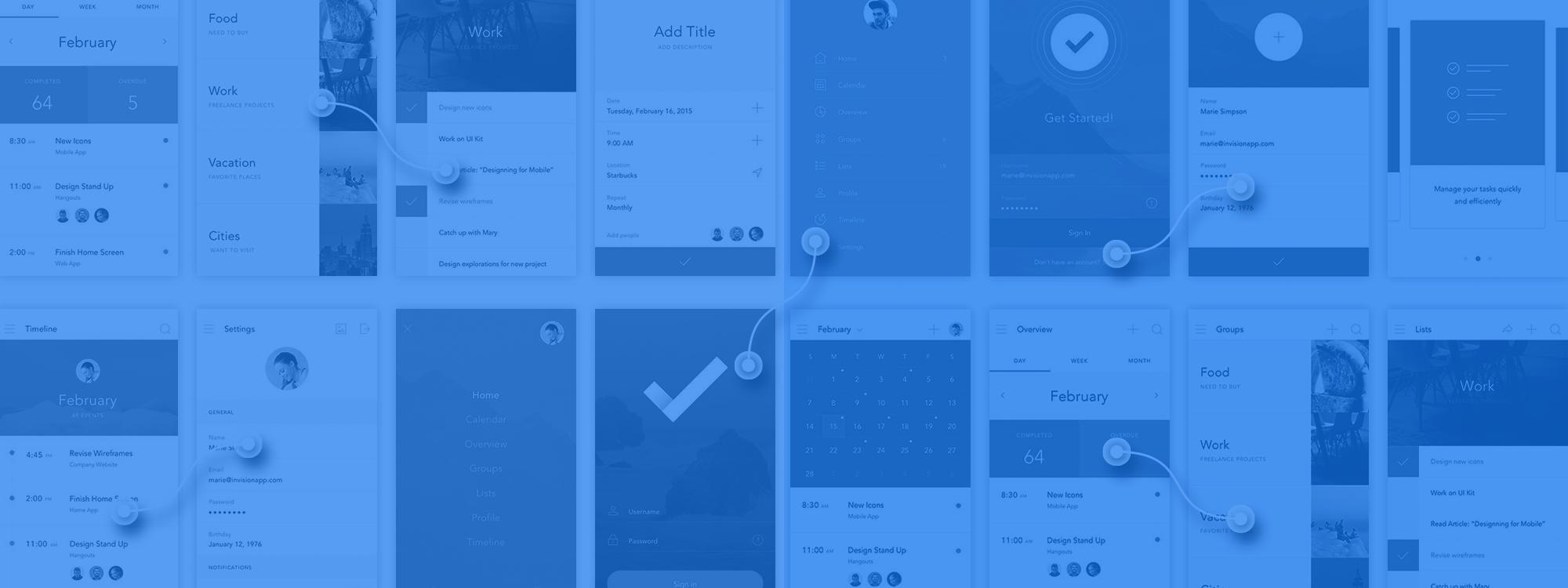 Invision Welcomes Silver Flows To Bring Prototyping Into Sketch Inside Design Blog Inside Design Design Flow