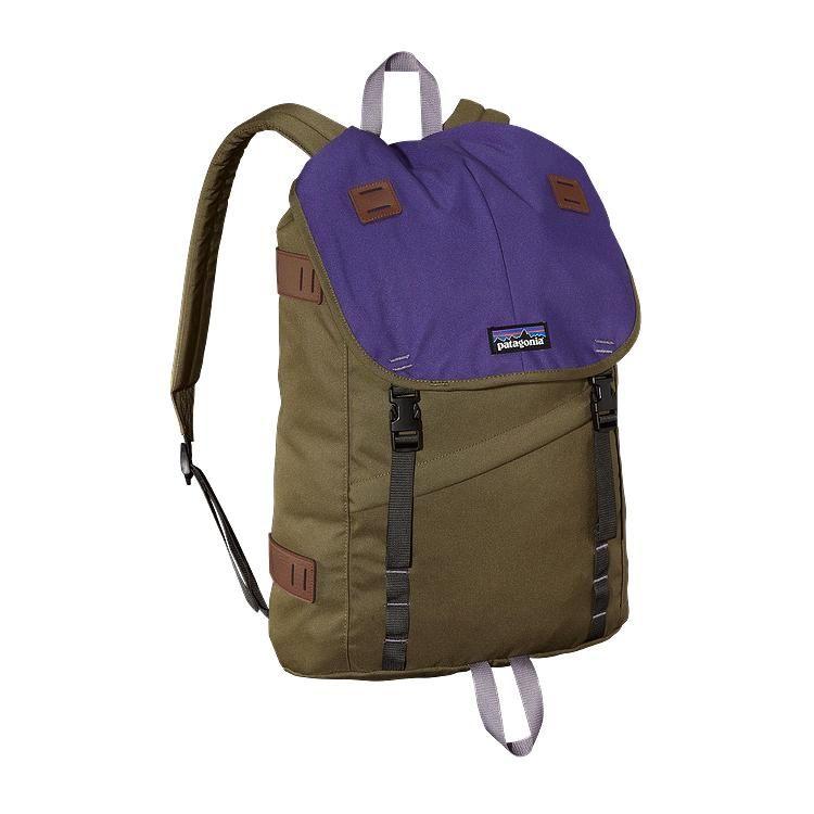 d4573ba9e0 Patagonia Arbor Pack 26L - Fatigue Green FTGN 25l Backpack