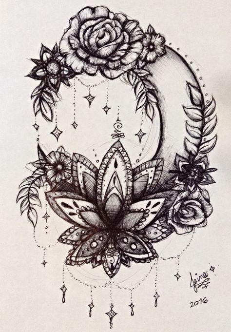 New Tattoo Ideas Dibujos Color 32+ Ideas