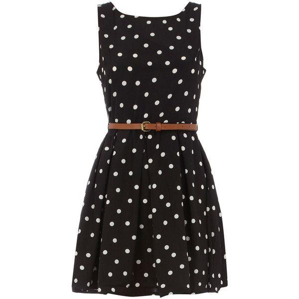 16++ Blue polka dot dress dorothy perkins ideas