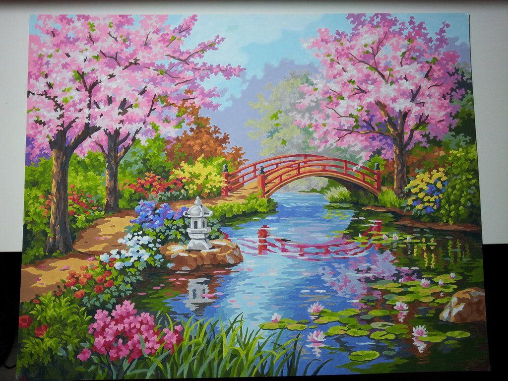Garden Painting Ideas