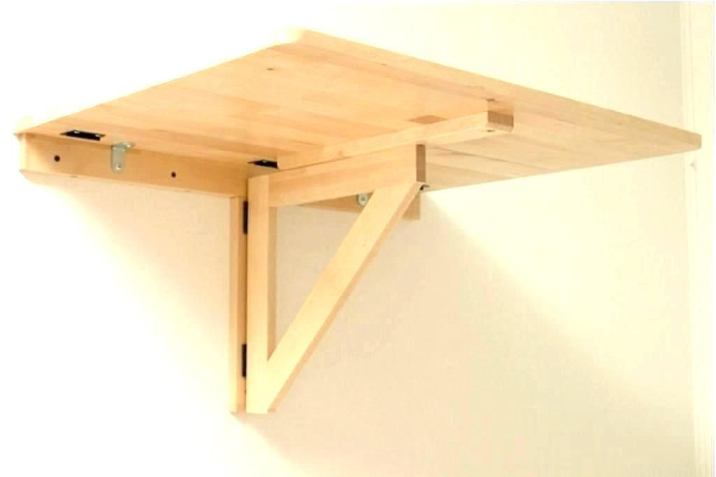Image Result For Diy Folding Shelf Wall Table Diy Fold Down