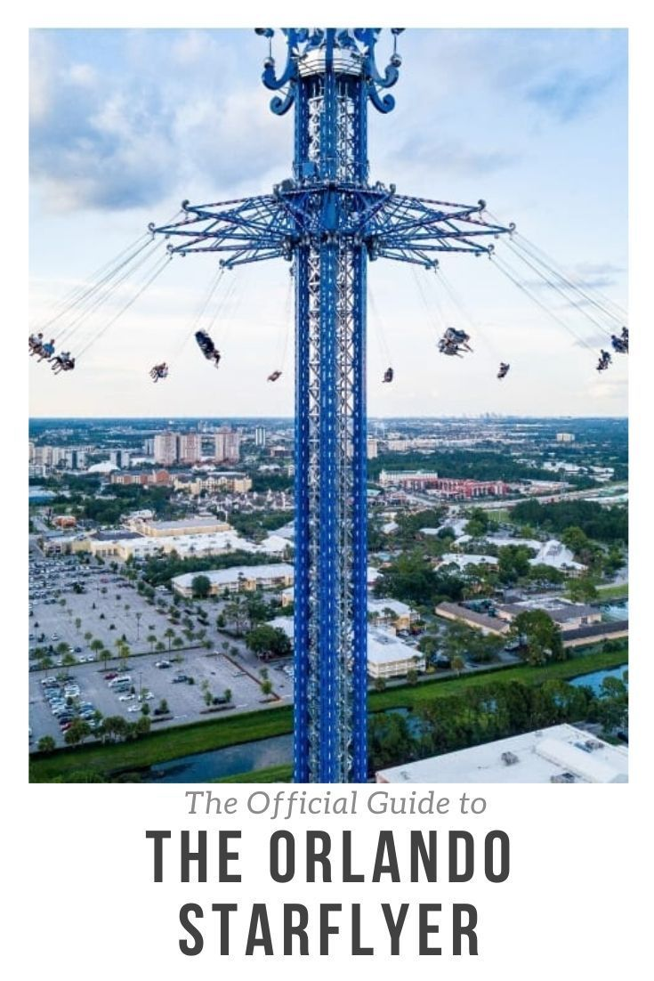 The Official Guide to the Orlando StarFlyer in 2020 Icon