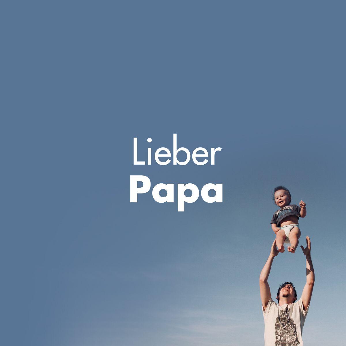An alle Papas da draußen: Danke! 💚 #vatertag Danke für