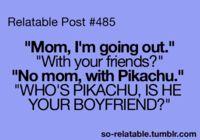 haha so my mom!