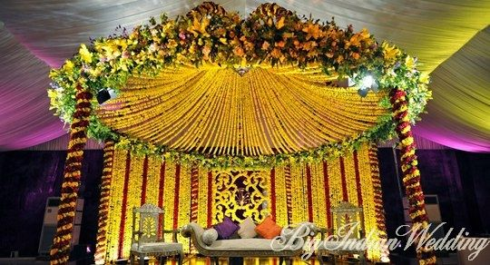 South Indian Wedding Decoration Ideas: South Indian Wedding Decoration - Google Search