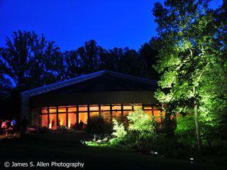 Brookside Gardens Reception Hall