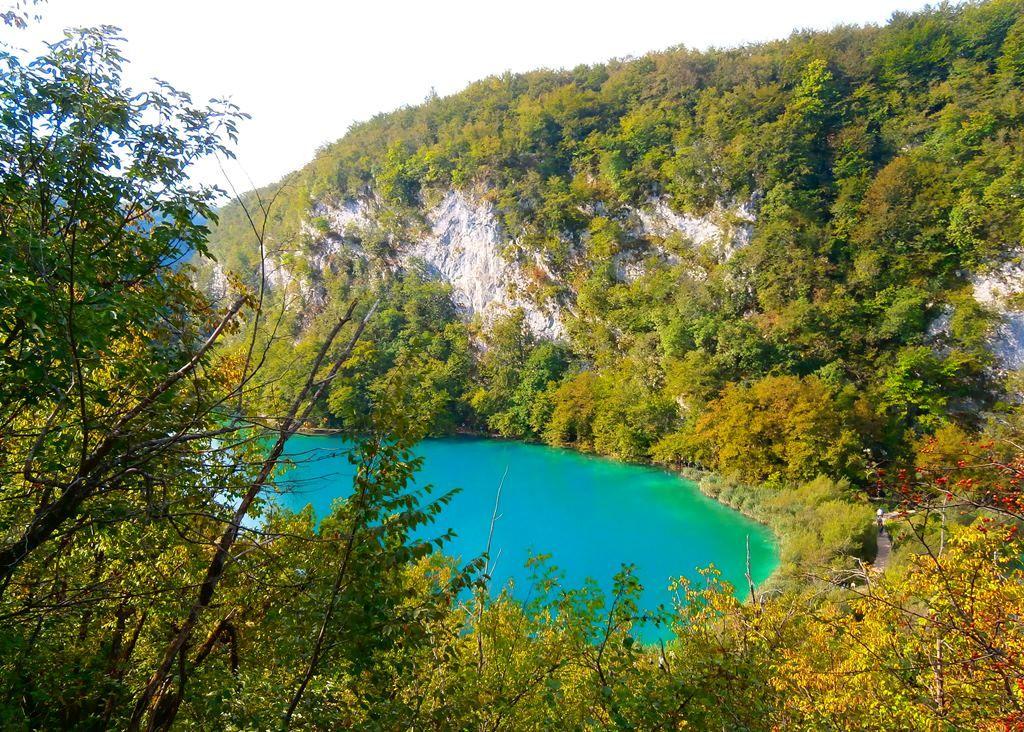 Plitvice Lakes #nationalpark #croatia