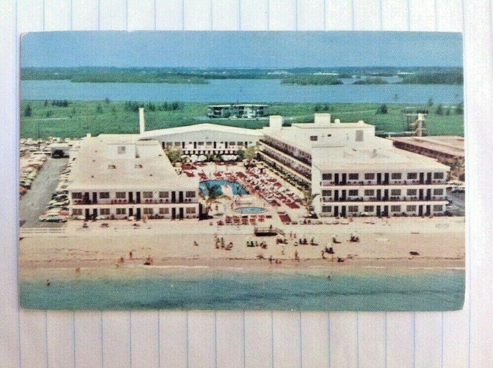Colonial Inn Resort Motel Miami Beach Florida 181st St Motel Miami Beach Motel Miami Miami Beach Florida