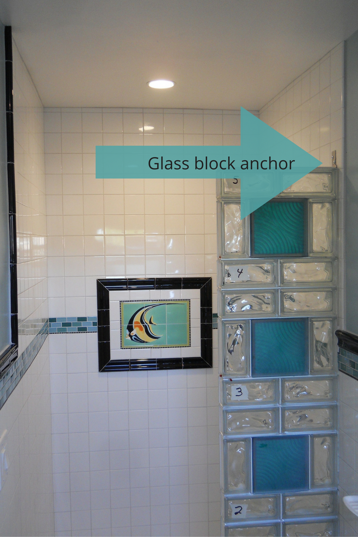 5 Myths About Anchoring A Glass Block Shower Wall Glass