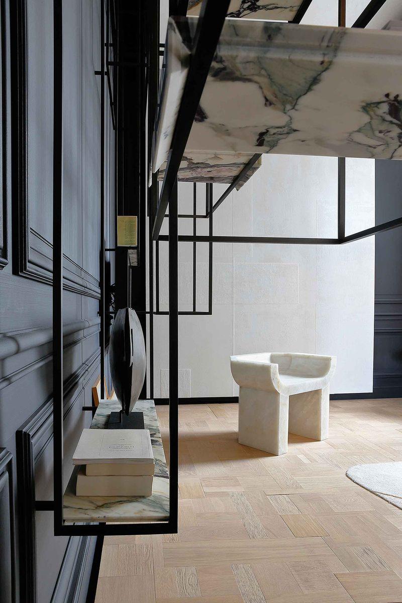 Bismut & Bismut Architectes see more of bismut   interior, interior architecture