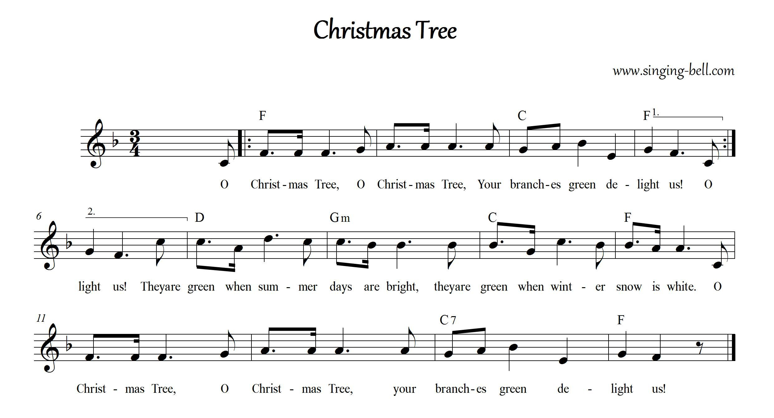 O Christmas tree (O Tannenbaum) | Christmas tree, Christmas classics ...