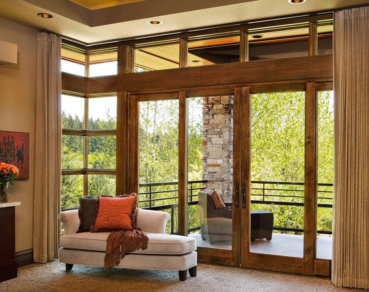 Attractive Happy Valley Residence In Happy Valley, Ore. Designed By Michael Barclay Of Barclay  Home Part 18