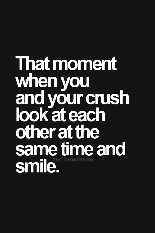 Thelovenotebook Crush Falling In Love Quotes Pinterest Crush