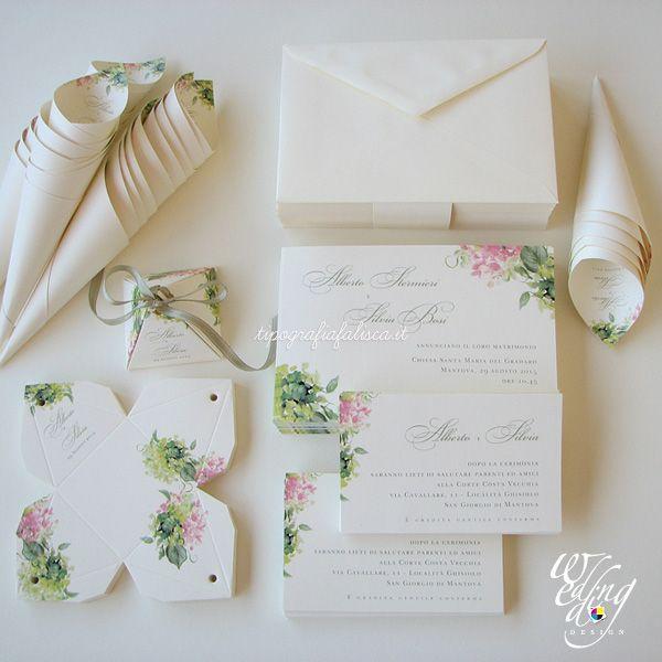 Partecipazioni Matrimonio Personalizzate.Partecipazioni Matrimonio Romantiche Personalizzate Wedding