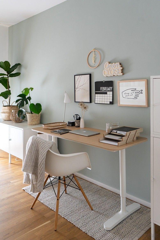 Aufbau Einer Studie Ideen Fur Das Buro Zu Hause My Blogger In 2020 Arbeitszimmer Einrichten Wohnung Einrichten Ideen Wohnung Einrichten