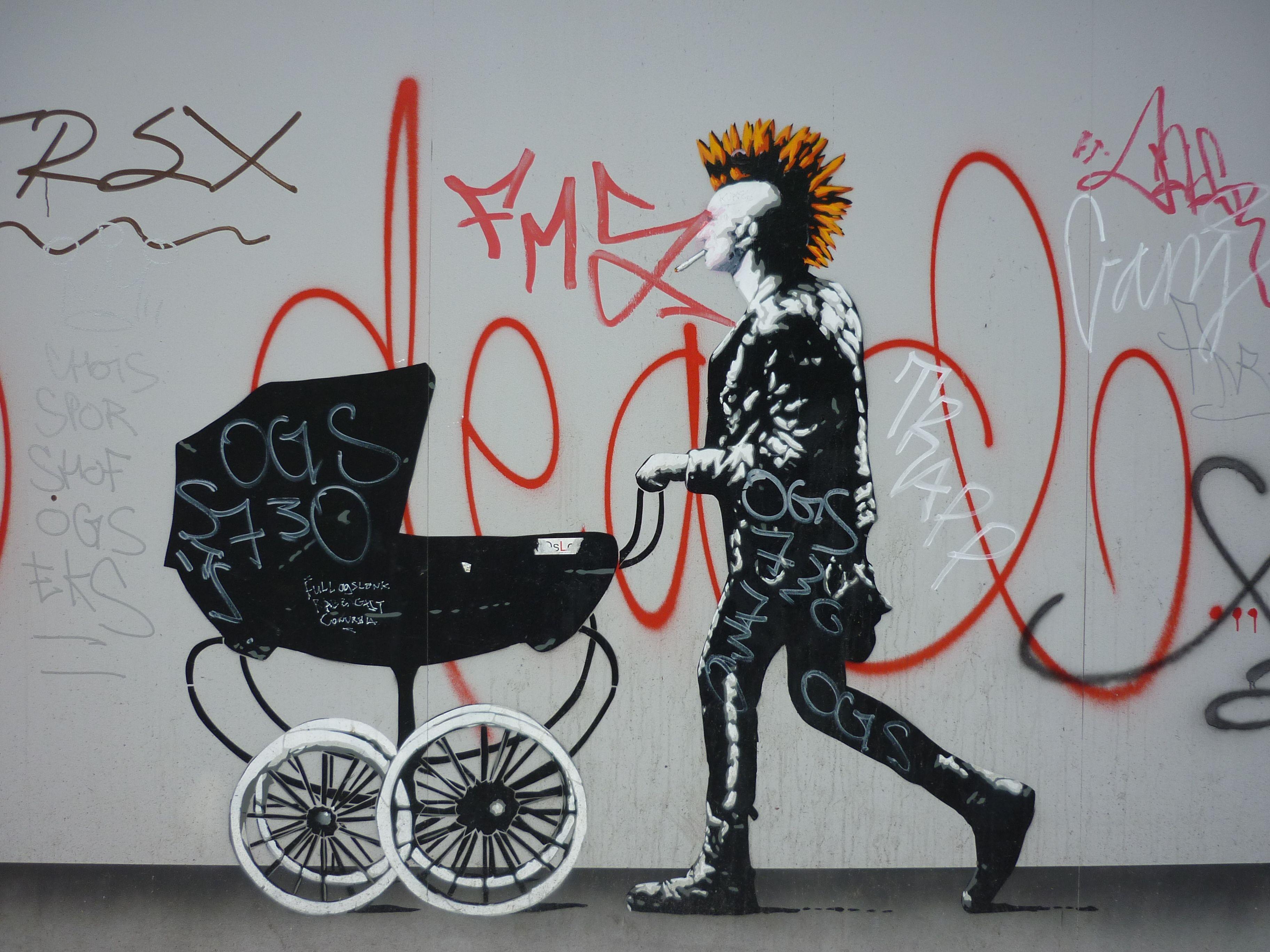 Going For A Walk In Oslo Murals Street Art Street Art Street Art Graffiti