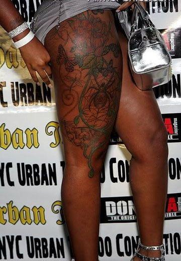 Fotos De Tatuajes Para Piel Morena O Trigueña De Mujer Tatuajes