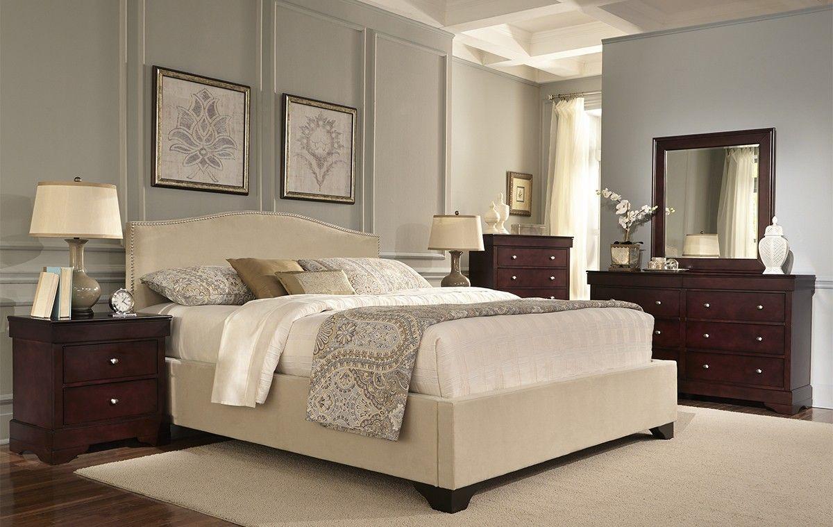 Magnolia Bedroom sets, 5 piece bedroom set, Bedroom set