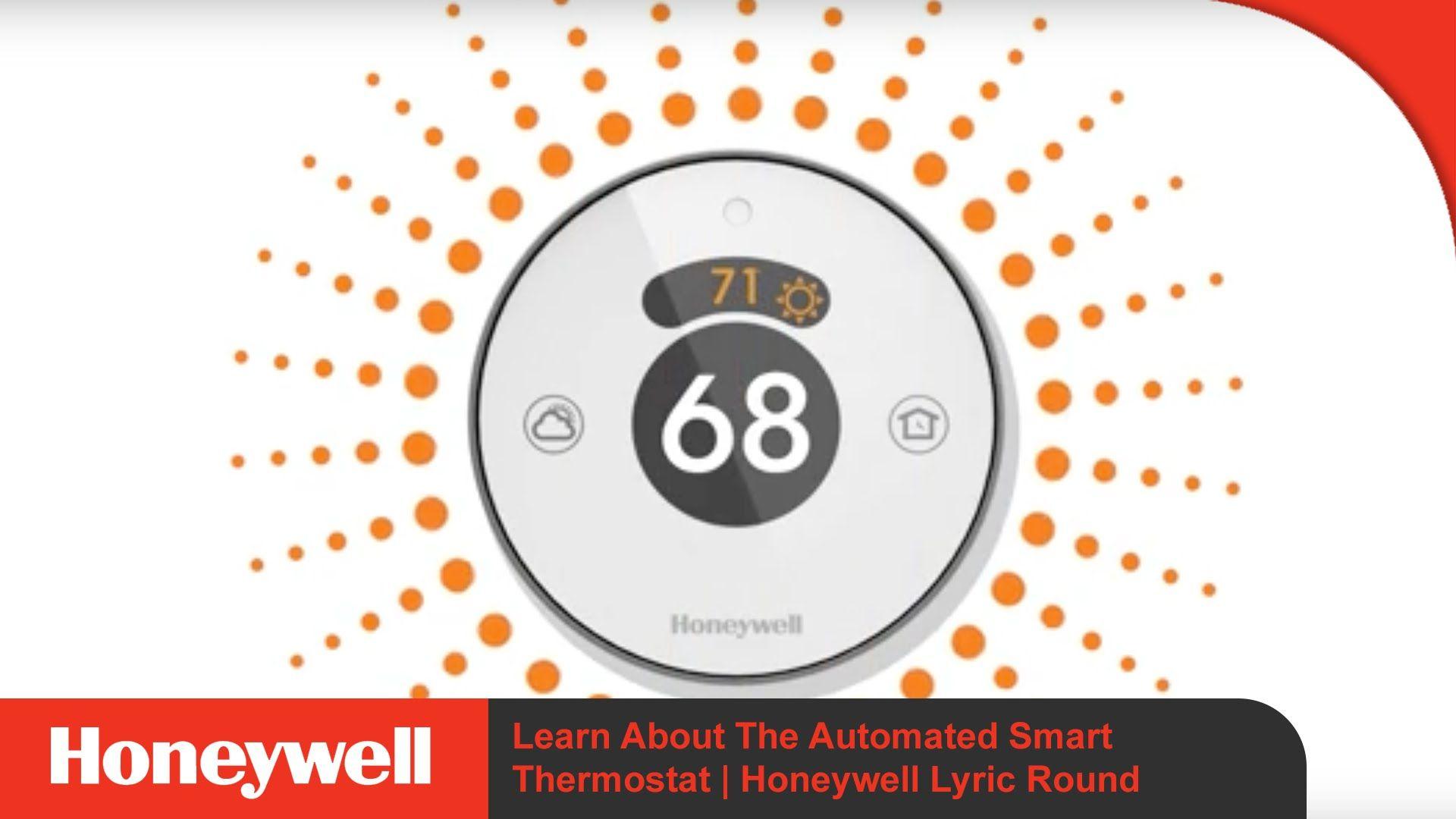 Honeywell Lyric Round Second Generation Thermostat
