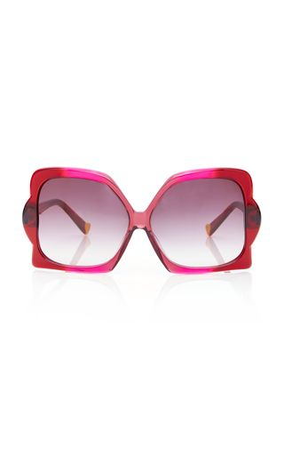 d35d3cccc6 These   Agatha Ruiz de la Prada   sungalsses are a Limited Edition are  rendered with CR39 flash gradal lenses