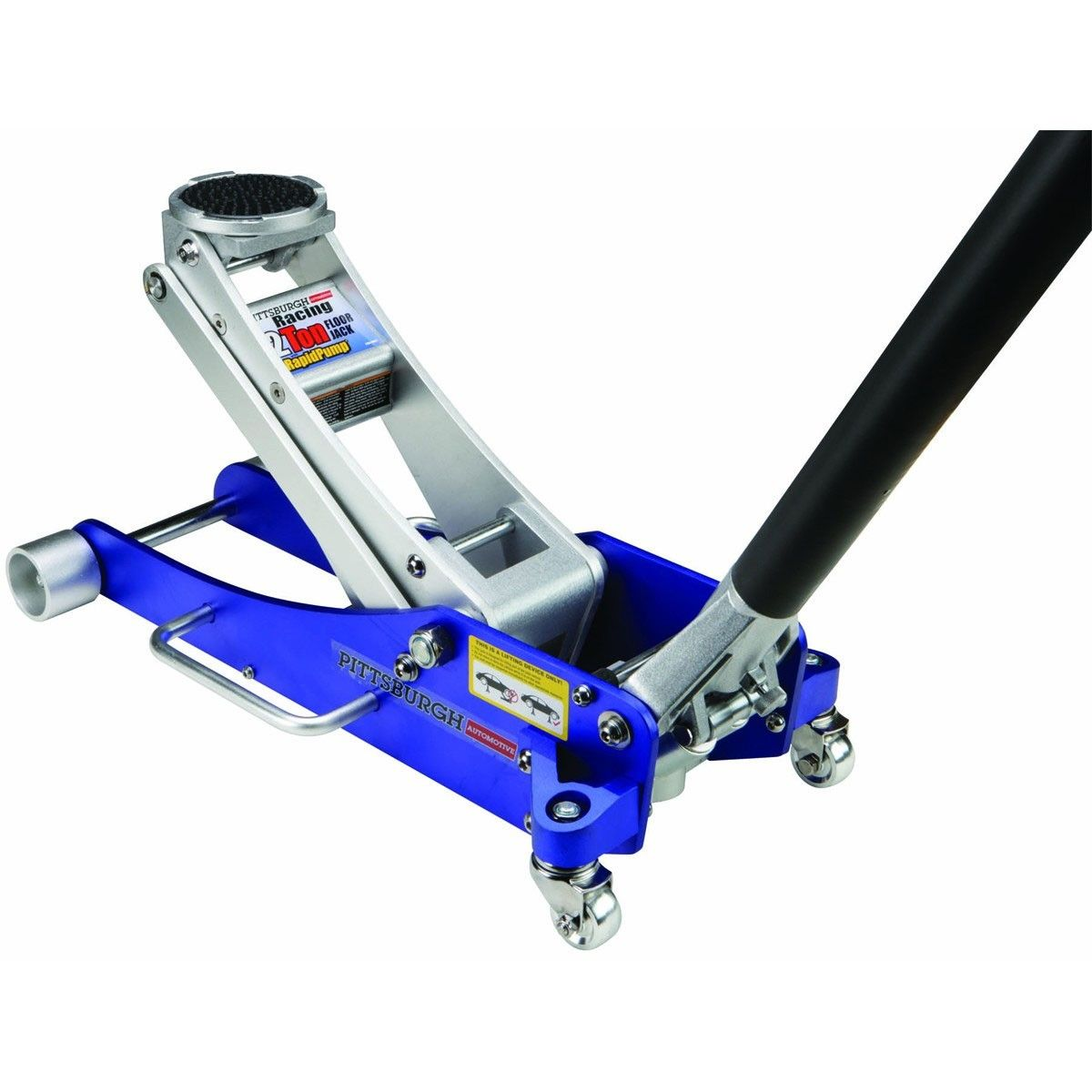 2 Ton Aluminum Racing Floor Jack With Rapid Pump Floor Jacks Floor Jack Lifted Cars