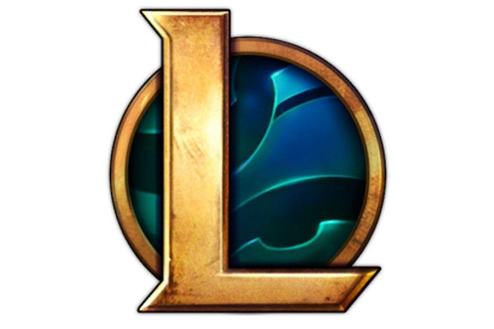 League Of Legends Logo By Friendlyman Splashes Pinterest