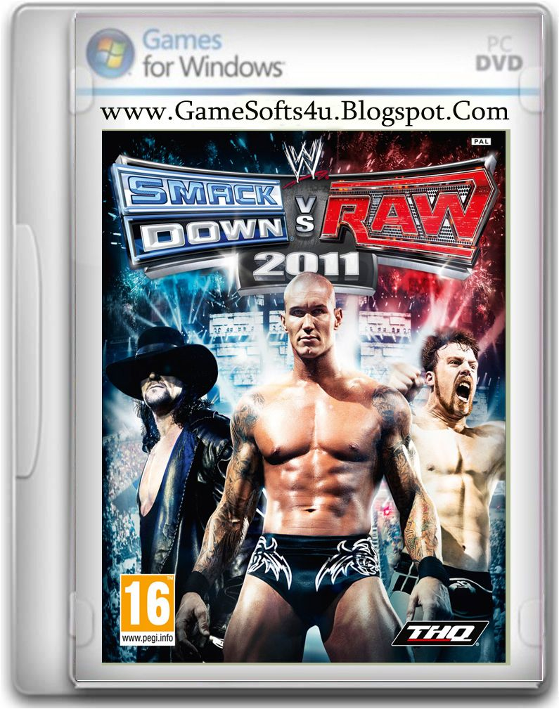 WWE Impact 2011 Pc Game Free Download Full Version Highly