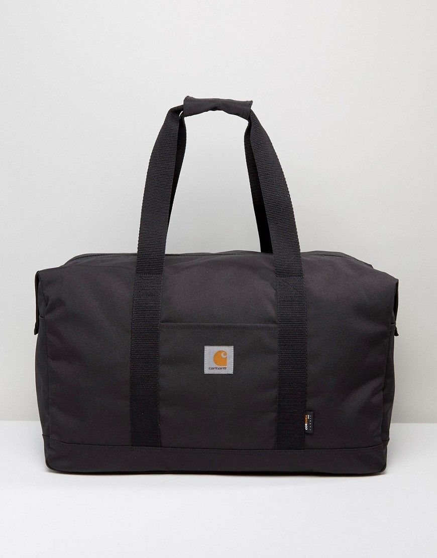 CARHARTT WIP WATCH SPORT BAG - BLACK.  carhartt    62951e0c49d57