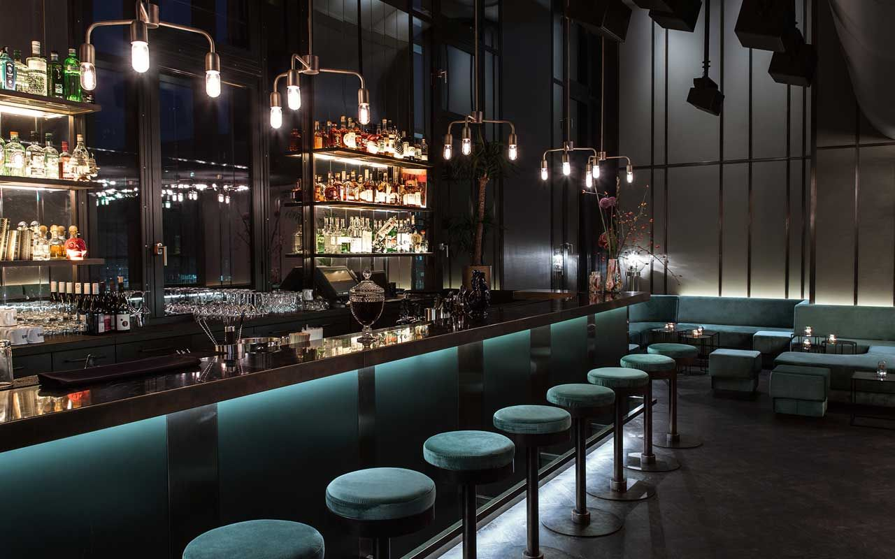 AMANO Group - Hotels in Berlin Mitte | Bar Design Ideas | Pinterest ...