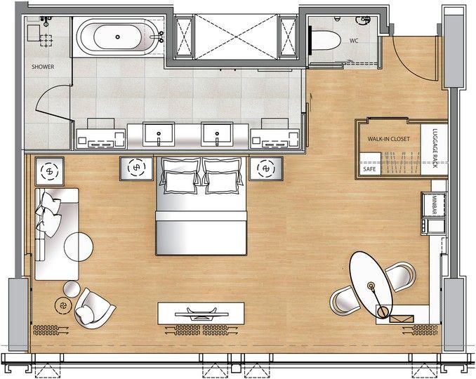 Okura Prestige Google Search Hotel Room Plan Hotel Room