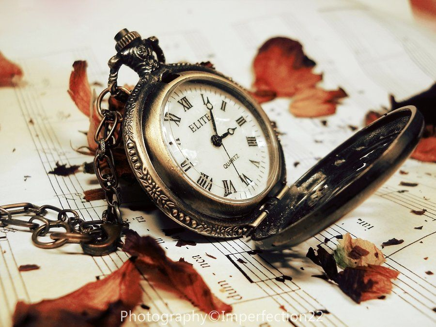 Pocket watch III by Imperfection22.deviantart.com on ...