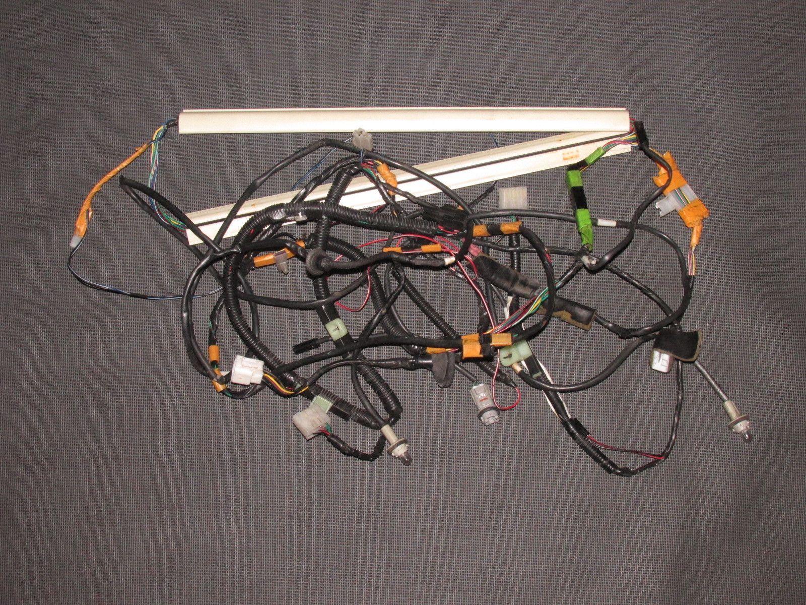 90 91 92 93 Mazda Miata Oem Trunk Wiring Harness Autopartonecom
