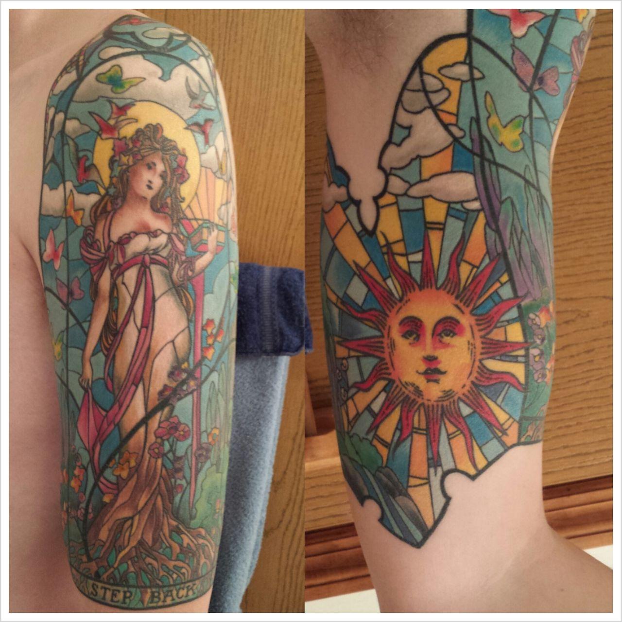Artist eric edward hudson river tattoo hudson ny