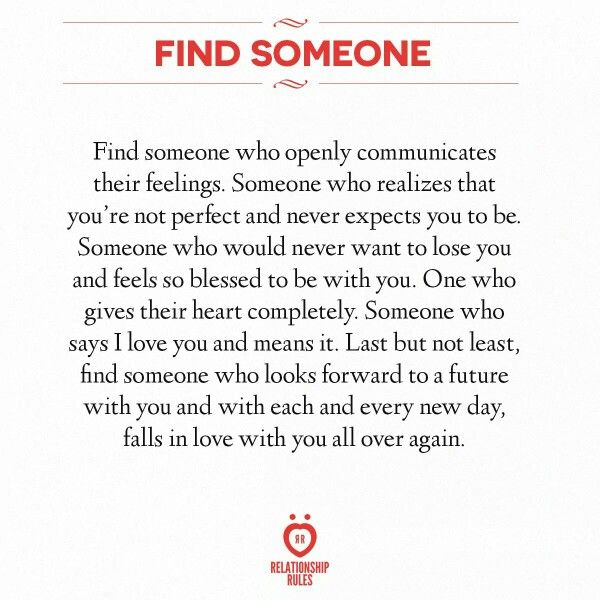 Find someone love quote truth | Romance Me | Relationship