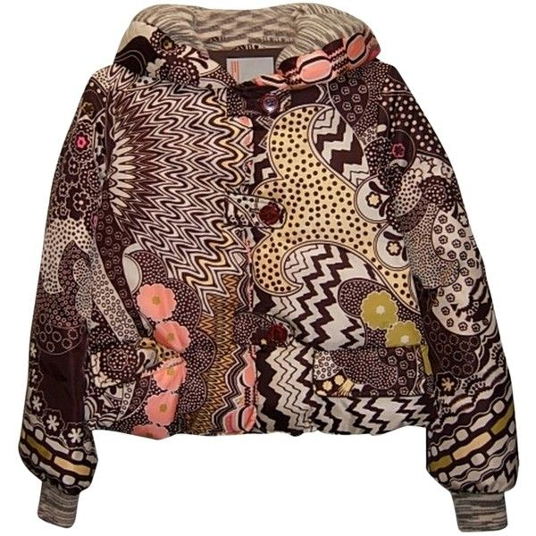 COATS & JACKETS - Down jackets Missoni Supply Cheap Price Quality Original Outlet Official 2018 Online Clearance Really nGZJYzYrkr
