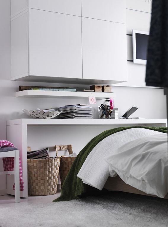 Ikea-Katalog 2012 - Ideen für kleine Wohnungen Stauraum, Ikea - grundriss küche mit kochinsel