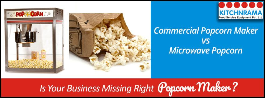 Kitchenrama Caters A Wide Range Of Commercial Popcorn Machines, Including 6  Oz, 8 Oz