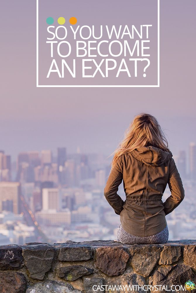 So you want to become an expat?   Tips and tricks for ditching your desk and moving abroad   How to open a bank account abroad   money transfers overseas   doing tax from another country #expat #move #abroad - @CastawaywithCrystal