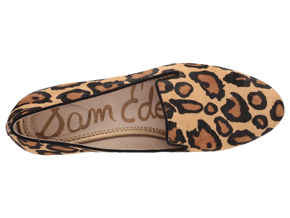 bfbb0df52e2d5 Sam Edelman Jordy Women s Shoes New Nude Leopard Special Leopard Brahma Hair