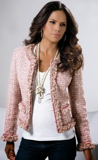 images chanel chaquetas - Google Search