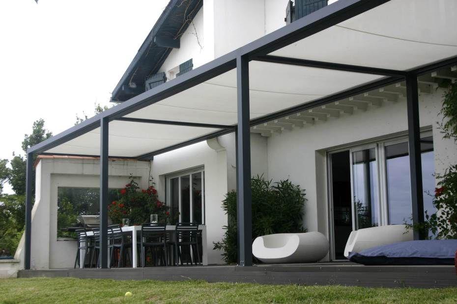 Pergola With Metal Roof Pictures Self Supporting Pergola Aluminium ...