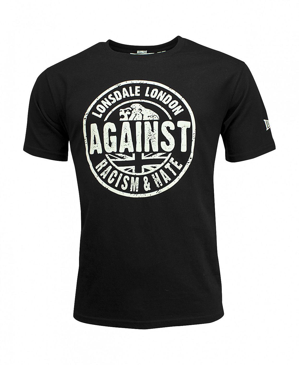 Das sportliche T-Shirt von Lonsdale sieht nicht nur ansprechend aus, sondern überzeugt darüber hinaus durch einen hohen Tragekomfort.  Material: 60% Baumwolle, 40% Polyester...