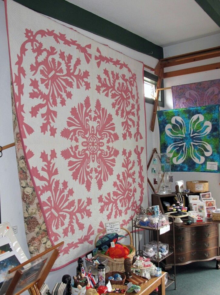 Quilt shop in Hilo, Hawaii | Quilting | Pinterest | Hilo hawaii ... : lahaina quilt shop - Adamdwight.com