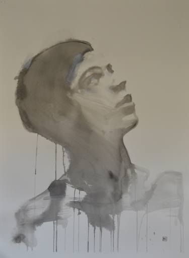 "Saatchi Art Artist Mark Horst; Drawing, ""each name no. 1"" #art"