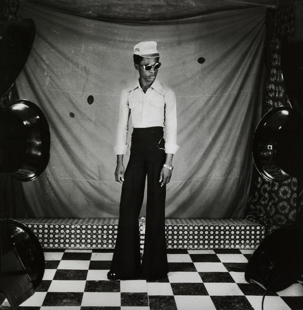 Samuel Fosso, Sans titre. De la série Années 70, 19701980