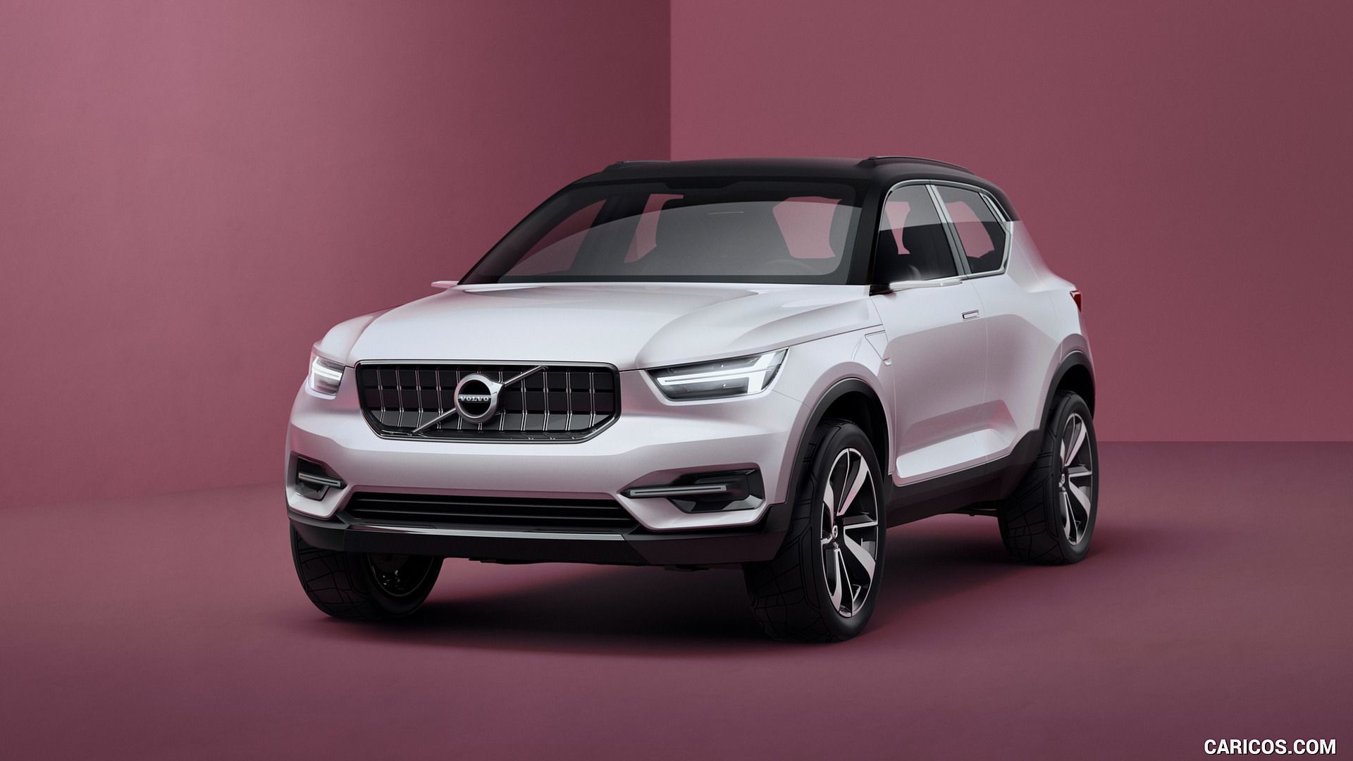 2016 Volvo 40 Series Concepts Wallpaper